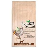 BEYOND Croquettes - Riche en poulet avec de l'orge complete - Pour chat adulte - 1,4 kg