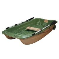 BIC SPORT Annexe Sportyak 245 Fishing - Vert et beige