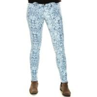 BILLABONG Pantalon Jean Seeker Moon - Slim - Femme - Bleu