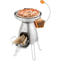 BIOLITE Pierre a pizza pour Basecamp