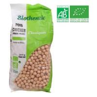 BIOTHENTIC Pois chiches - 500g