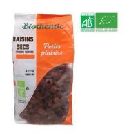 BIOTHENTIC Raisins Secs - 400 g