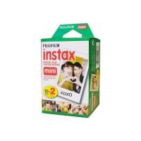 Bi-Pack - 20 Films - Fujifilm Instax Mini couleur a développement instantané instax mini ISO 800