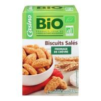 Biscuits chevre - Biologique - 75 g