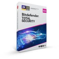 Bitdefender Total Security - 10 appareils - 2 ans
