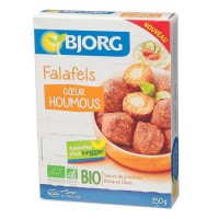 BJORG Falafels coeur houmous - 150 g
