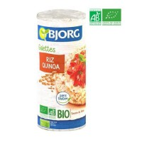 BJORG Galette Quinoa Bio 130g