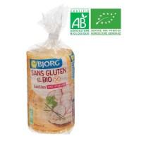 BJORG Galettes Mais, Amarante Sans Gluten Bio - 150 g