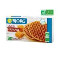 BJORG Gaufres au Caramel Bio 175g