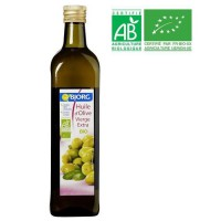BJORG Huile d'Olive vierge extra Bio - 75 cl
