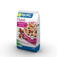 BJORG Muesli aux Superfruits Bio 375g