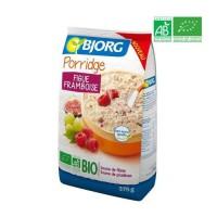 BJORG Porridge Figue Framboise Bio 375g