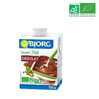BJORG Soja déssert chocolat bio - 525 g