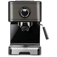 BLACK & DECKER BXCO1200E Cafetiere expresso 1200 W - 15 bars - Grande capacité : 12 tasses - Noir