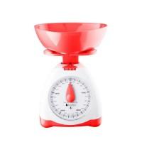 BLACK PEAR Balance de cuisine mécanique - Blanc et rouge