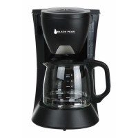 BLACKPEAR BCM 106 Cafetiere - 650 W - 4/6 tasses - Noir
