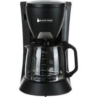 BLACKPEAR BCM 112 Cafetiere 1,2 L - 10/12 tasses - Noir