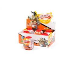 BLAZING TEAM Boîte de 6 surprises yo-yo Combat Rotatif