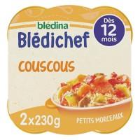 BLEDICHEF Couscous 2x 230g