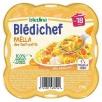 BLEDICHEF Paëlla 250g