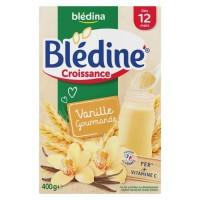 BLEDINA - Blédine croissance Vanille 400g