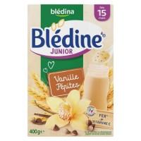 BLEDINA - Blédine junior Vanille pépites 400g