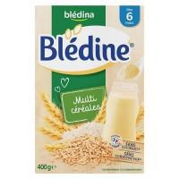 BLEDINA - Blédine Multi céréales 400g
