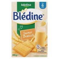 BLEDINA - Blédine Saveur biscuit 400g