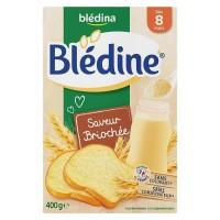 BLEDINA - Blédine Saveur brioche 400g