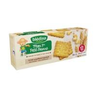 BLEDINA Biscuit Bébé Mon Premier Petit Beurre 133 gr 12 Mois +