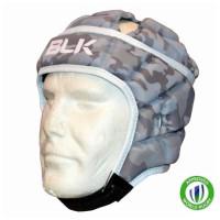 BLK Exotek Headguard Junior - Noir
