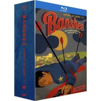 Blu-ray Banshee - L'intégrale de la série