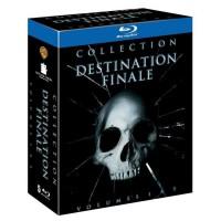Blu-Ray Coffret destination finale