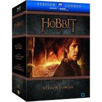 Blu-ray Coffret Le Hobbit : La Trilogie (Version longue)