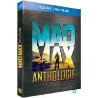 Blu-Ray Coffret mad Max anthology