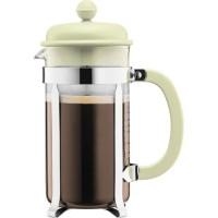 BODUM CAFFETTIERA Cafetiere a piston - 8 tasses - 1 L - Vert pastel