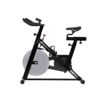 BODYTONE Vélo Spinning DS10, 18KG inertie, display, courroie POLY-V, 5min montage