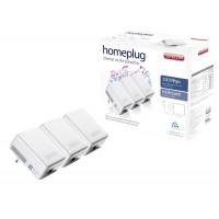 Sitecom LN527 homeplug 500 Mbps triple pack