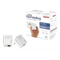 Sitecom LN530 mini homeplug dual pack 500 Mbps