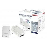 Sitecom Wifi homeplug 200 Mbps combo pack