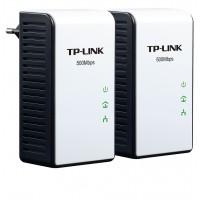 TP-LINK KIT DE 2 COURANT PORTEUR GIGABITE AV500 MINI PA511K