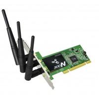 CARTE PCI SANS FIL 300N XR SITECOM