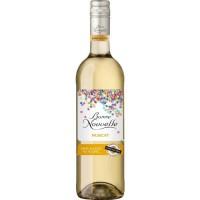 Bonne Nouvelle - Muscat - Blanc - Boisson a Base de Raisin - Sans Alcool