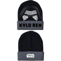 Bonnet Star wars Kyloren mask