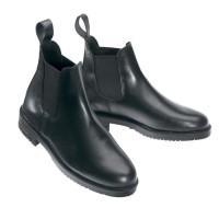 Boots d'équitation First Cuir - Noir