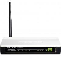 TPLINK MODEM ROUTEUR ADSL2+ SANS FIL N 150 MBPS