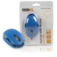 SOURIS USB OPTIQUE BLEUE BASIC XL