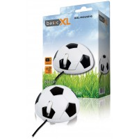 SOURIS USB 800DPI BALLON DE FOOT BASIC XL