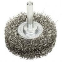 BOSCH Brosse circulaire a fils d'acier - Ø 50 mm