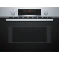 BOSCH CMA583MS0 - Micro-ondes grill inox - 44 L - 900 W - Grill 1750 W - Encastrable
